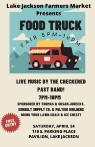 Lake Jackson Farmer's Market - After Party
